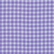 Moda - Good Day  - 6802 - Purple Gingham - 22378 16 - Cotton Fabric